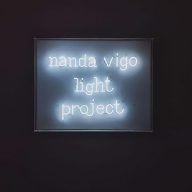 Nanda vigo art installation fine art contemporary art italian artist palazzo reale milan exhibition